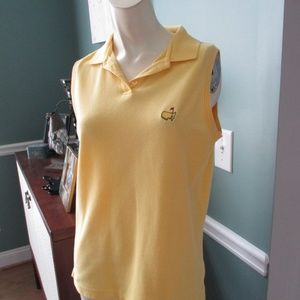 Masters Tops - Masters Collection Augusta National Golf Shirt Sml